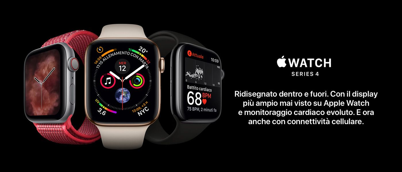 Apple Watch 2018